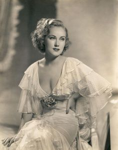 Fay Wray....What ever happened to Fay Wray?  Sorry, my inner RHPS just couldn't resist. ;)  She was absolutely fab!