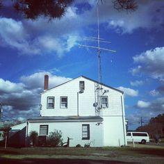 My #club #ChesapeakeVA #AmateurRadio #Service #hamshack #HF #hamradio #logperiodic #antenna #worktheworld #W4CAR #kg4zxk #FCC #ARRL by cka757