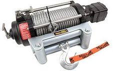Mile Marker HSeries Hydraulic Winch  10500Lb Capacity 12 Volt DC Model H10500 ** See this great product by click affiliate link Amazon.com