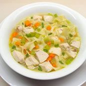 Quick & Easy Homemade Chicken Soup - Gloria Gaither