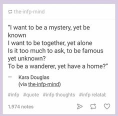 Image result for infp quotes