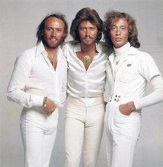 The Bee Gees late 70s