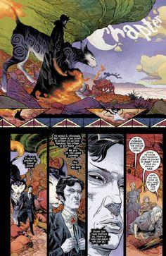 The Sandman: Overture N°3 - Written by Neil Gaiman - Art by J.H. Williams III