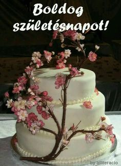 Happy Brithday, Happy Birthday Wishes, Name Day, Holidays And Events, Birthdays, Cake, Desserts, Google, Anniversaries