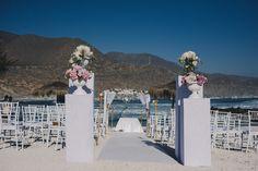 Wedding beach. Playa de Totoralillo, Coquimbo.