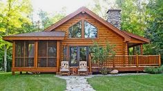 Screened in porch and open