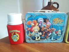 Fraggle Rock Lunch Box