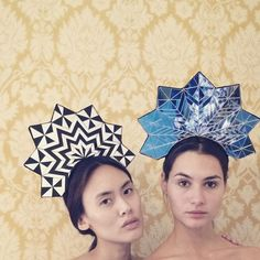 #MagneticMidnight #Headpieces