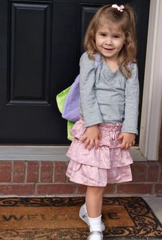 Kindergarten Redshirting: Why We Are Doing it With Our Daughter - http://happyhealthymama.com