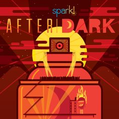 #SparkAfterDark at the Mesa Arts Center, Sat 5/21. FREE event with great art, food, music and drinks!