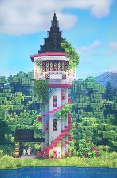 Minecraft Farm, Minecraft Cottage, Minecraft Mansion, Cute Minecraft Houses, Minecraft House Tutorials, Minecraft Castle, Minecraft Plans, Minecraft House Designs, Amazing Minecraft