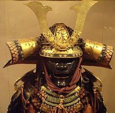 El kabuto y las menpō (máscaras) eran elementos de suma importancia en la armadura japonesa