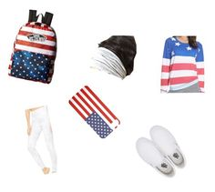 """""""lazy thursday"""" by bluefirefox on Polyvore featuring Honeydew Intimates, Alo Yoga and Vans"""