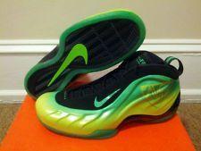 on sale 7c7d1 b6914 Nike Foamposite Lite Kryptonate SZ 9.5 DS Nike Foamposite, Ds, Jordans,  Sneakers Nike