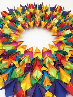 A peek inside PickleJuice HQ… Happy Birthday Beautiful, Origami Art, Handsome