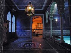Hammam- for a Turkish bath--ahhhh...