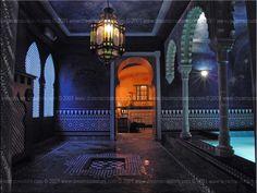 Hammam- for a Turkish bath--ahhhh...