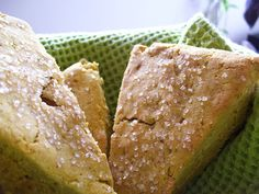 Daring to Thrive: Gluten-free, dairy-free, vegan pumpkin scones