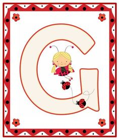 Lady Bug, Alfabeto Animal, Alphabet For Kids, Alphabet Soup, Bedtime Prayer, A Bug's Life, Class Decoration, Butterfly Kisses, Miraculous Ladybug