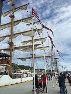 Tallships race