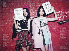 Girl's Day #Sojin #Hyeri - The star