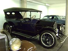 1916 National. Photo taken at LeMay museum in Tacoma, WA., USA.