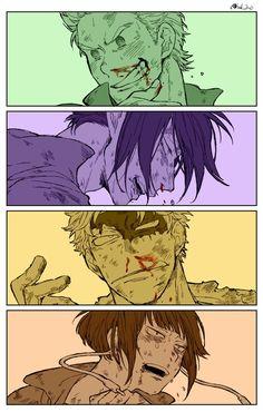 Manga Anime, Fanarts Anime, Anime Art, My Academia Hero, Hero Academia Characters, Me Me Me Anime, Anime Guys, Blade Runner, Tamaki
