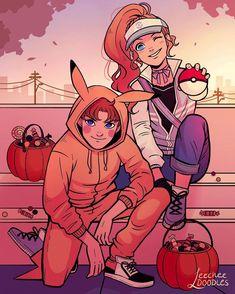 Drawing Meme, Comic Drawing, Powerpuff Girls, Chibi, Super Nana, Pikachu, Pokemon, Ppg And Rrb, Dibujos Cute