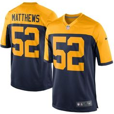 Ndamukong Suh jersey Youth Green Bay Packers Clay Matthews Nike Navy Blue  Alternate Game Jersey Broncos 0c03f3059