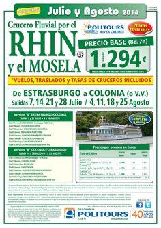 Crucero por el RHIN y el MOSELA, sal. 28/07 - 11, 18 y 25/08 (8d/7n) desde 1.414€ ultimo minuto - http://zocotours.com/crucero-por-el-rhin-y-el-mosela-sal-2807-11-18-y-2508-8d7n-desde-1-414e-ultimo-minuto/