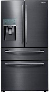 Samsung Black Stainless Steel French Door Refrigerator with Food ShowCase Fridge Door, 28 cu. Virtual Kitchen Designer, Building A Kitchen, Samsung, Door Storage, Maker, Black Kitchens, Kitchen Black, Black Stainless Steel, French Door Refrigerator