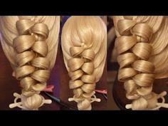 3 самых популярных видео на канале - Hairstyles tutorials compilation (time 11:36) by REM - YouTube
