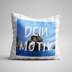 Foto-Kissen mit eigenem Motiv Andreas, Throw Pillows, Pictures, Photo Pillows, Birthday, Patterns, Gifts, Toss Pillows, Cushions
