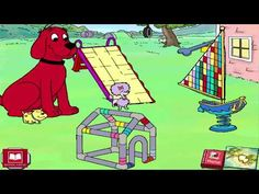 Clifford the big red dog en espanol   Actividades de aprendizaje