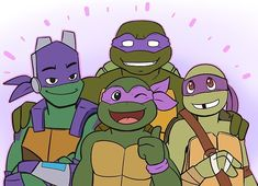 I just want to thank for always uploading and sharing the Rottmnt episodes. You are lifesaver, here's a Donatello group for you. Ninja Turtles Art, Teenage Mutant Ninja Turtles, Cartoon Junkie, Tmnt Human, Tmnt Swag, Tmnt Comics, Childhood Tv Shows, Tmnt 2012, Dc Movies