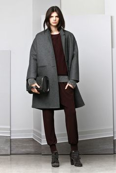 Neil Barrett Fall 2012 Ready-to-Wear Fashion Show - Maja Radovanovic (ELITE)