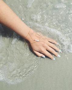 "|| ""Stop thinking - just live."" // featuring the Rose Quartz Hand Chain available on the website xx . . . . . . . . . . . . #crystaljewelry #brandymelville #giveback #donate #savetheocean #SaveOurCoast #saveourseas #jewelryforacause #jewelrydesigner #bohemian #boho #bohochic #boholuxe #luxe #goldjewelry #goldchain #handchain #customjewelry #14kgold #festivalfashion #shopifypicks #effortless #fashiondiaries #festival #jotd #ootd #rosequartz"