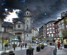 La Iglesia de San Francisco de Santander - blogs de Viajes