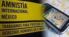 """Crean sistema de alerta en teléfonos móviles para defensores y periodistas Amnistía Internacional presentó el sistema """"Hancel"""", una aplicación para teléfonos celulares de defensores de derechos humanos o periodistas que al estar en riesgo emite alertas a contactos y organizaciones defensoras de la libertad de expresión y de derechos humanos previamente seleccionadas.   amnistia-internacional-rastrea-celular-app-periodistas"""