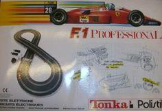 Altro che video giochi di Formula1, nulla era paragonabile all'emozione di una gara in compagnia su un circuito Polistil.