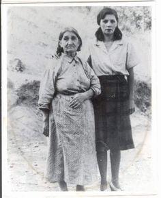 Maggie Cayenne, Bernice Clark - Maidu - 1938