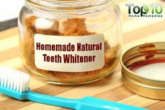 Prev post1 of 2Next Though turmeric is notorious for leaving a yellow stain on almost anything and everything, it can be a great tool to naturally brighten and whiten yellow teeth. Although the exact reason as to why it works is not known, many swear by it. Try it to believe it! Turmeric is also