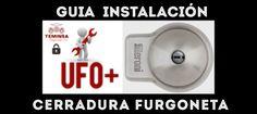 Cerradura Seguridad Furgonetas Instalación UFO+ Teminsa Online