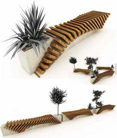 16 Innovative And Unusual Bench Designs U2013 DesignSwan.