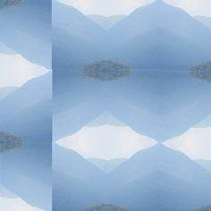 Rearrangement Blue Mountain