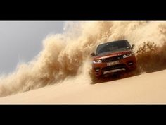 All-New Range Rover Sport | Empty Quarter Driven Challenge Documentary - YouTube
