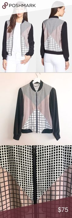 941d0b169 23 Best Silver bomber images in 2016 | Jackets, Bomber Jacket, Fashion