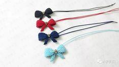 反斜卷结乌龟小摆件的制作图解-编织乐论坛 Bobby Pins, Origami, Crochet Necklace, Hair Accessories, Earrings, Pattern, How To Make, Jewelry, Beauty