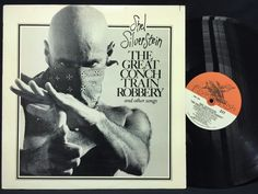 Shel Silverstein - The Great Conch Train Robbery And Other Song LP #Vinyl Record