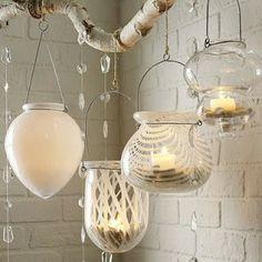 Rosely Pignataro: Reciclando globos de luz
